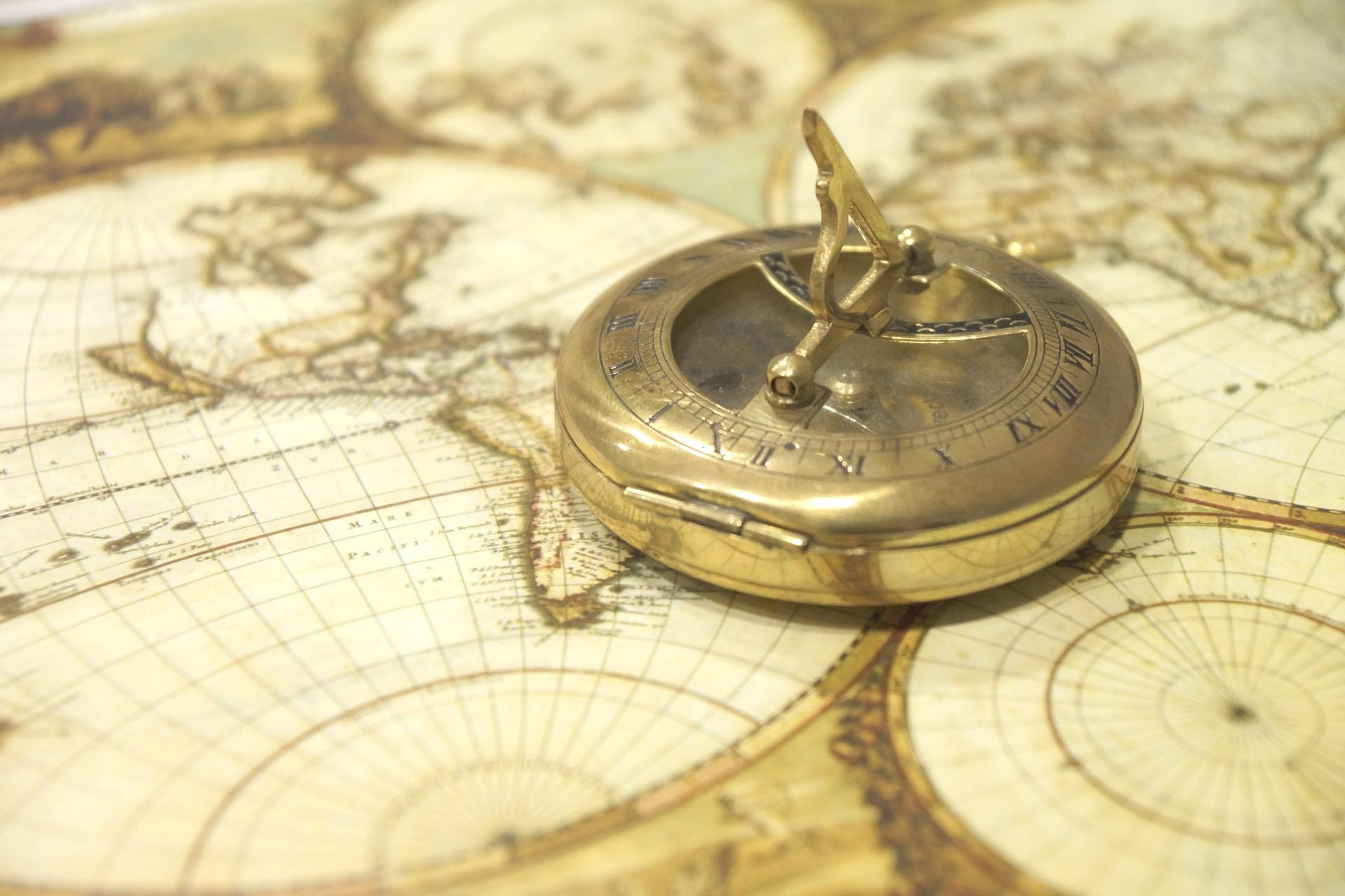 Effektiv Effizient – Lieber Kompass anstatt Uhr