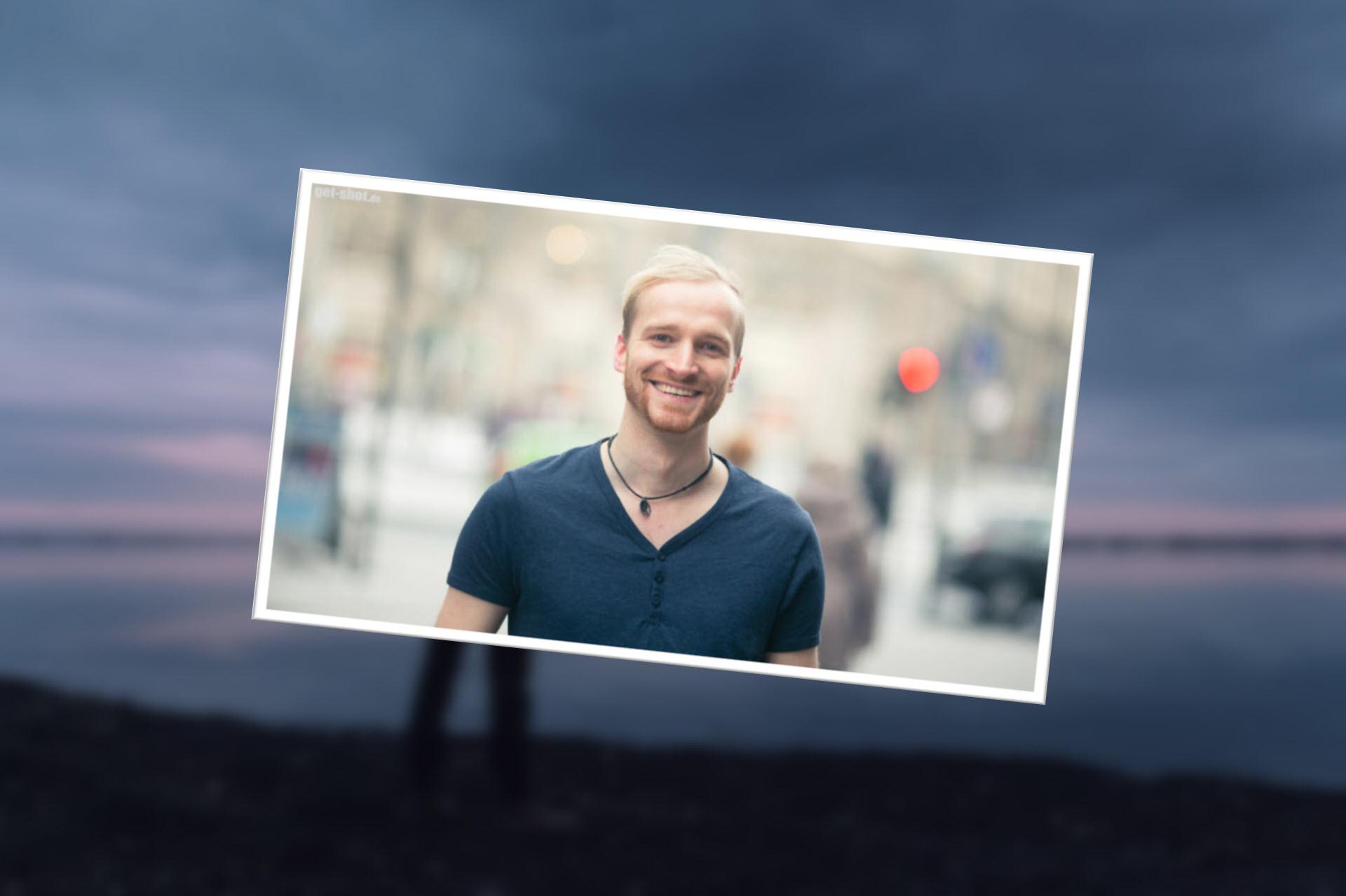 Umgang mit Depression: Arne Tempel im Interview