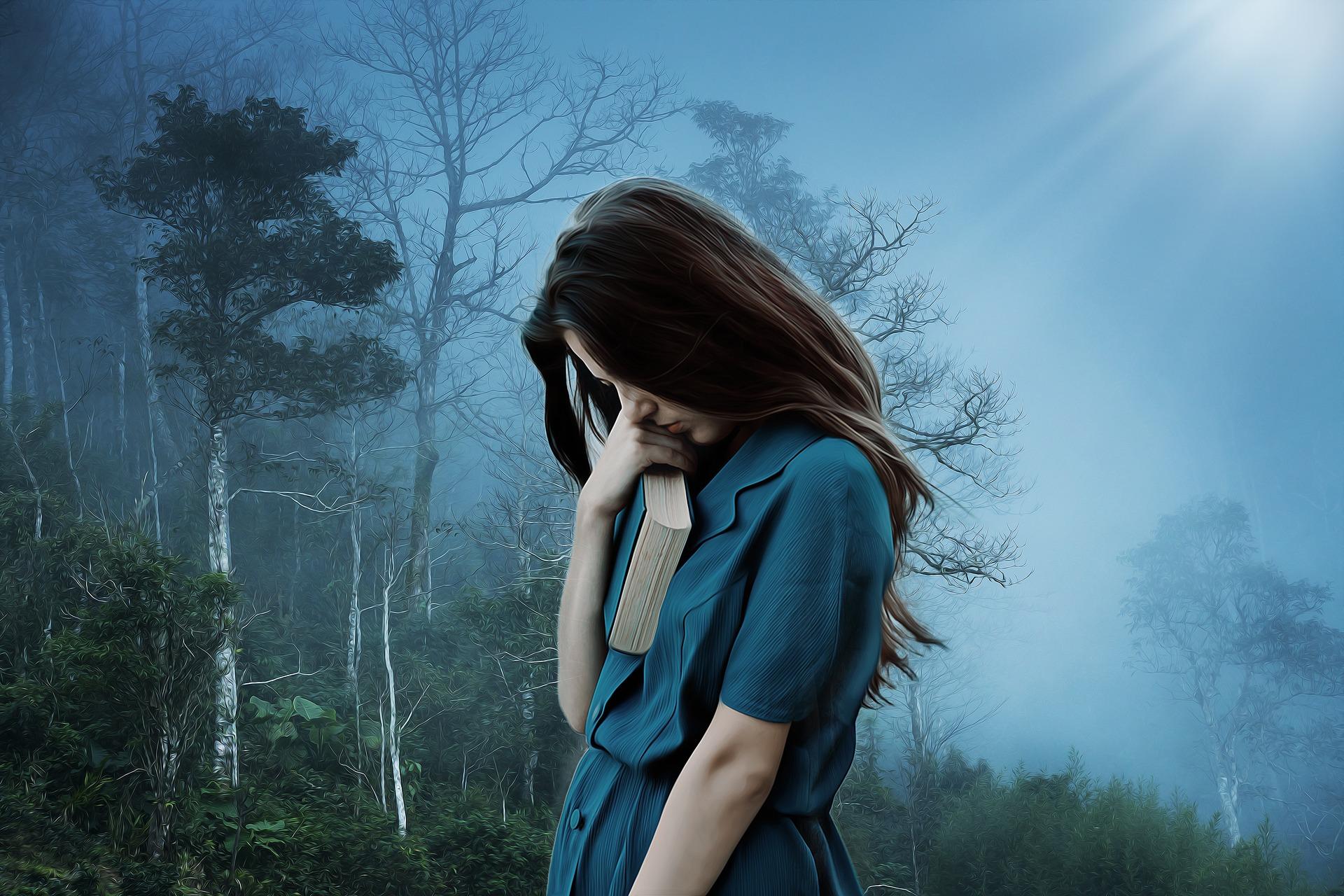 Seelischer Schmerz: 5 Tipps, wie du Kummer überwindest