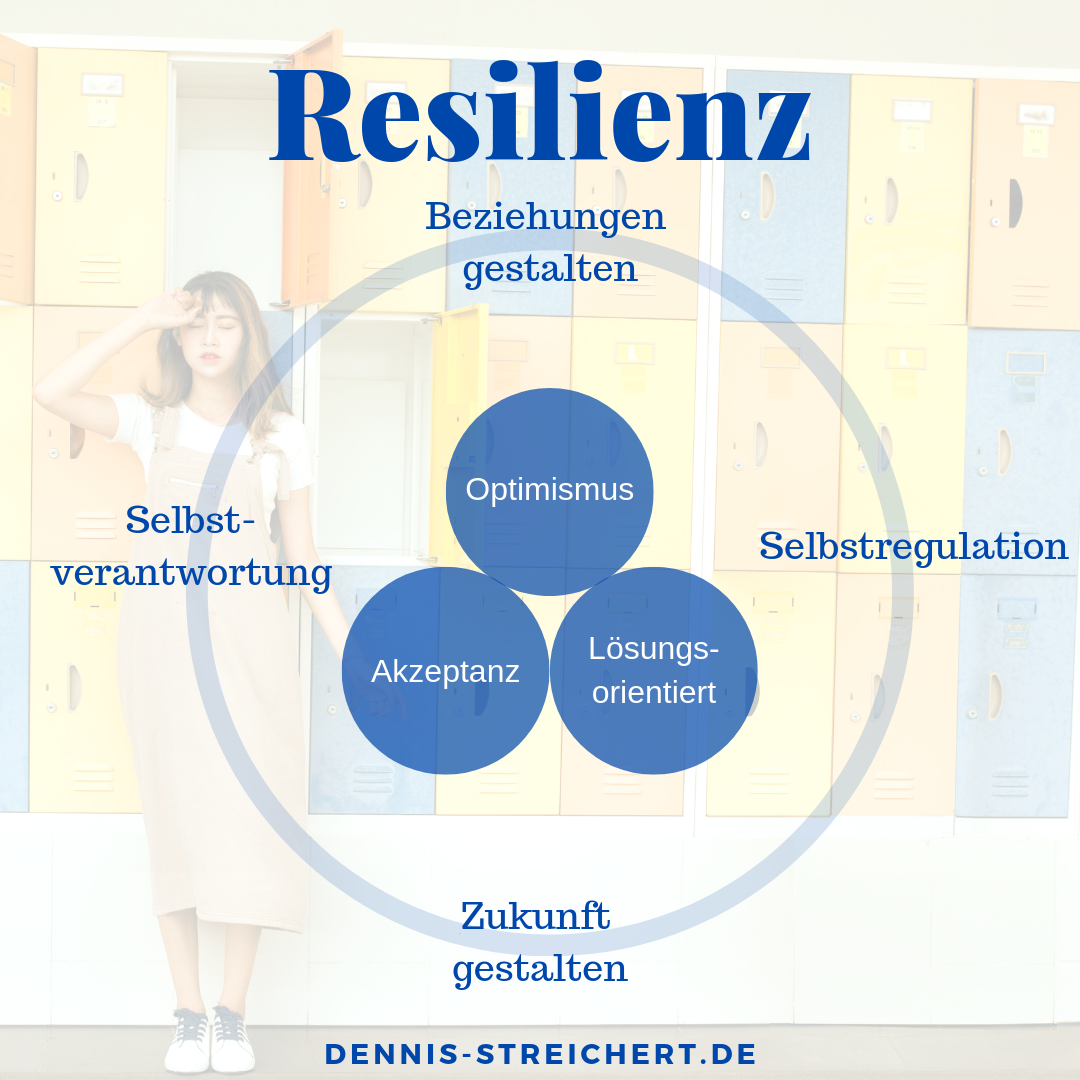 Resilienz Modell