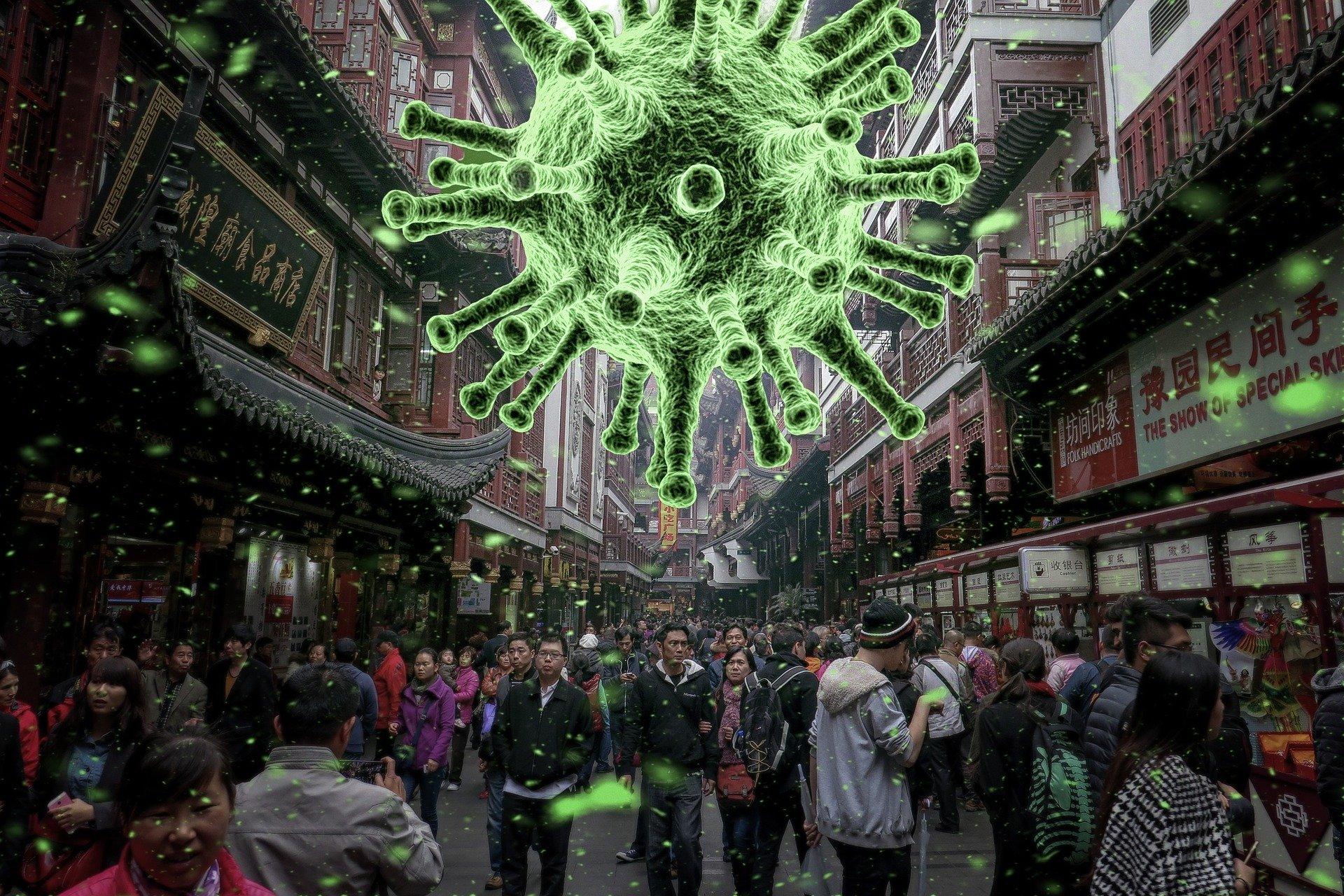 Corona Pandemie = Chance für die Welt