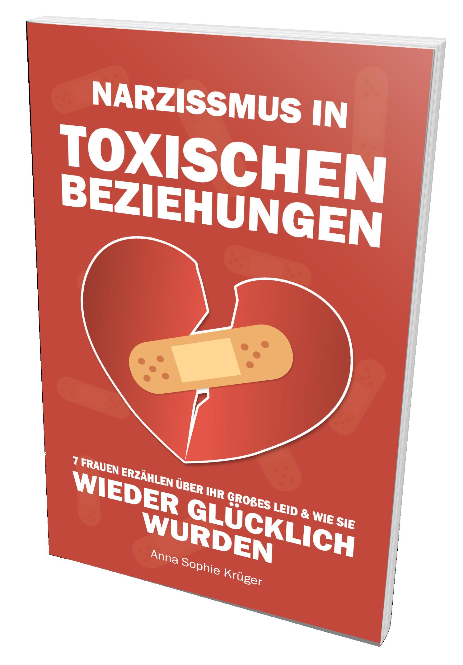 Buch Narzissmus in toxischen Beziehungen