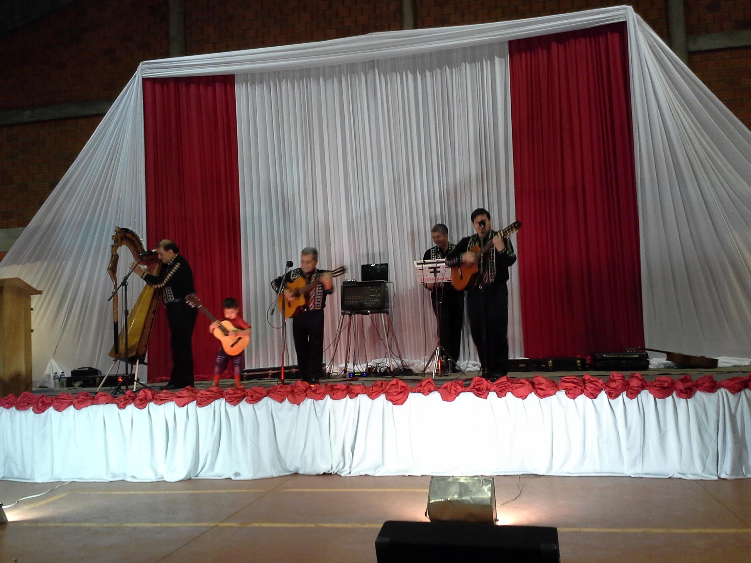 Paraguay Religion Musik