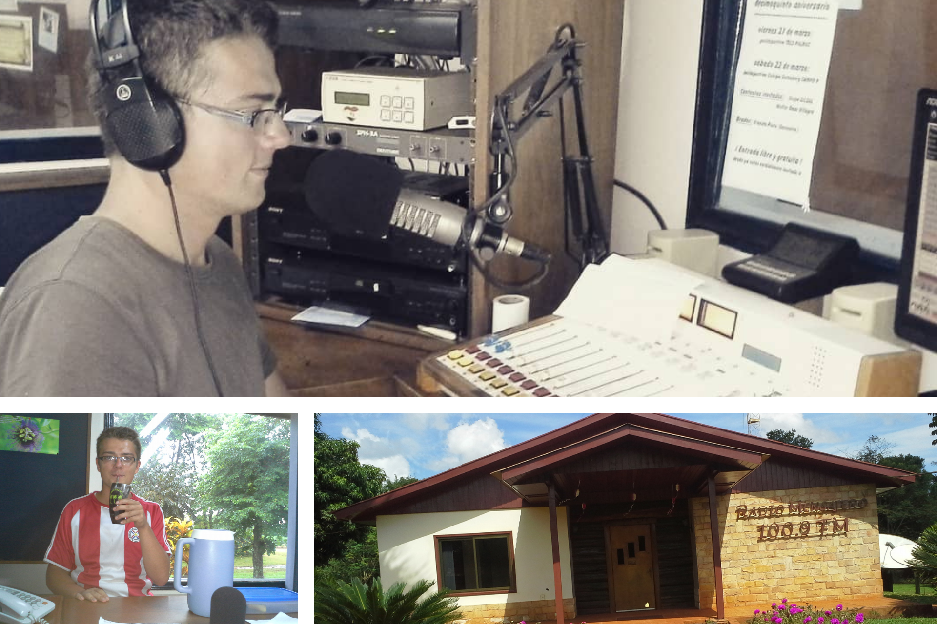 Paraguay Religion Radio Mission Mennoniten