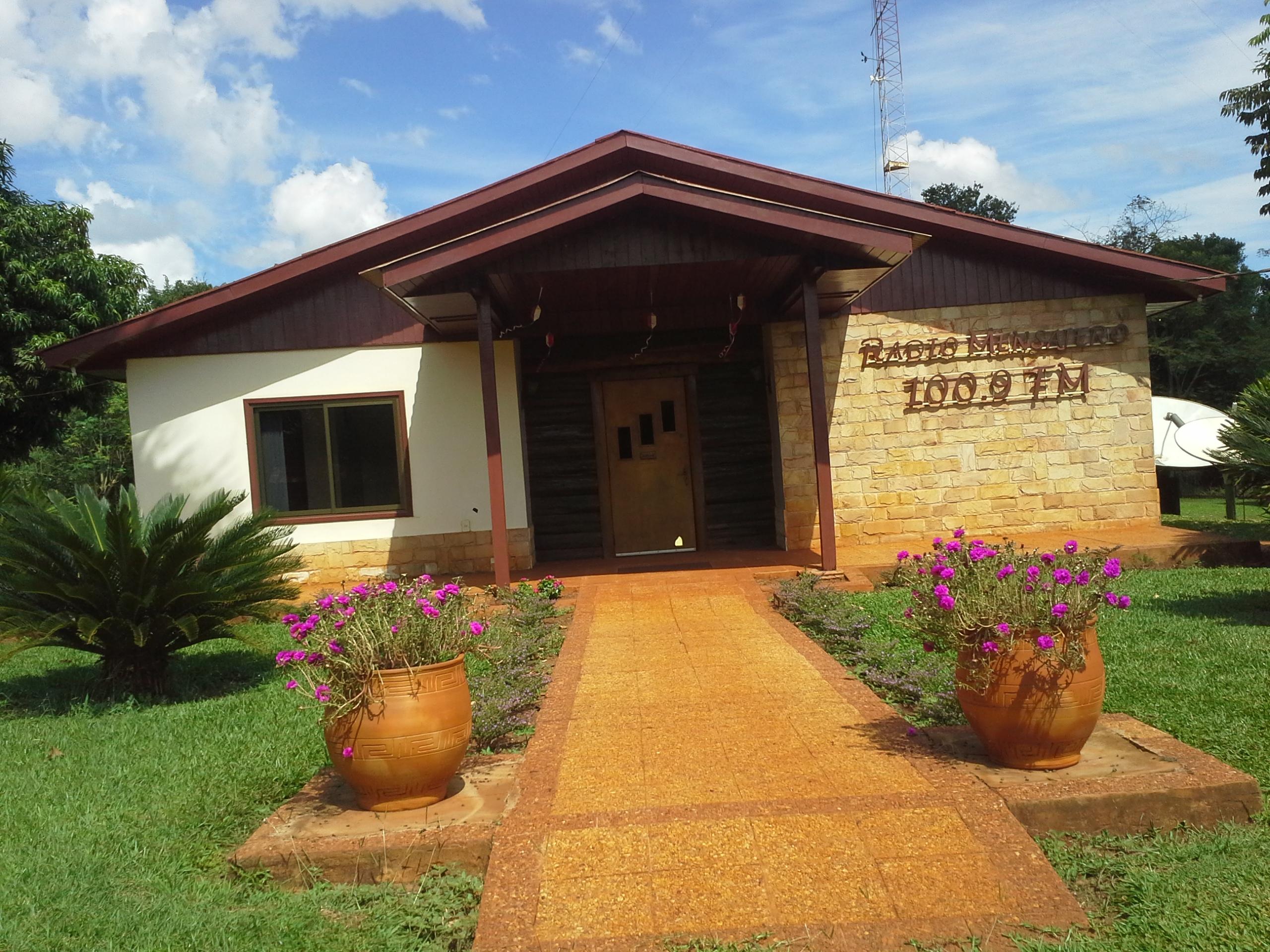 Paraguay Religion Radio Mennoniten