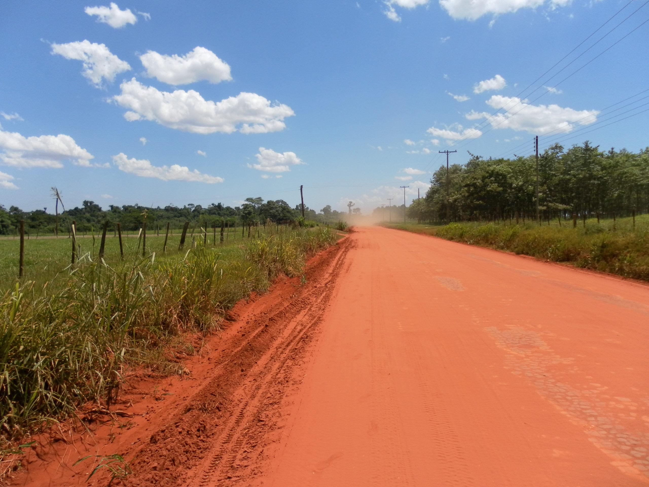 Paraguay Straße