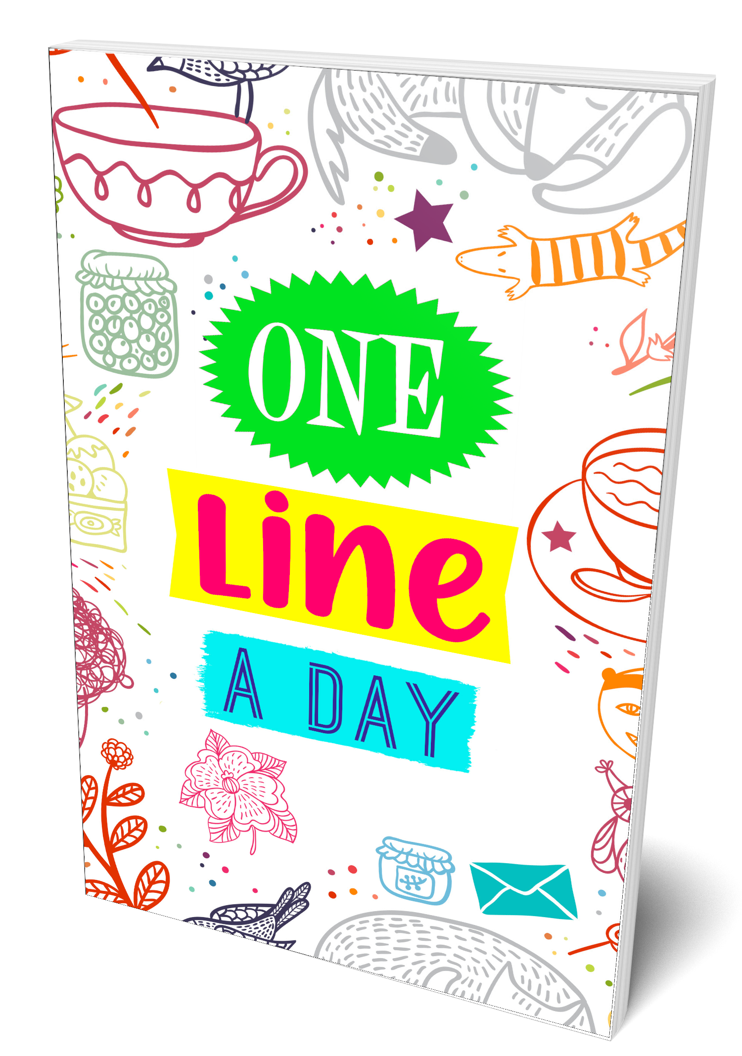 One Line A Day