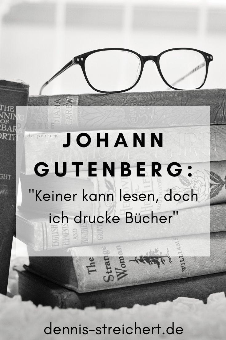 Gutenberg Buchdruck einfach erklärt